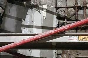 Zawilgocenie ścian budynku 14
